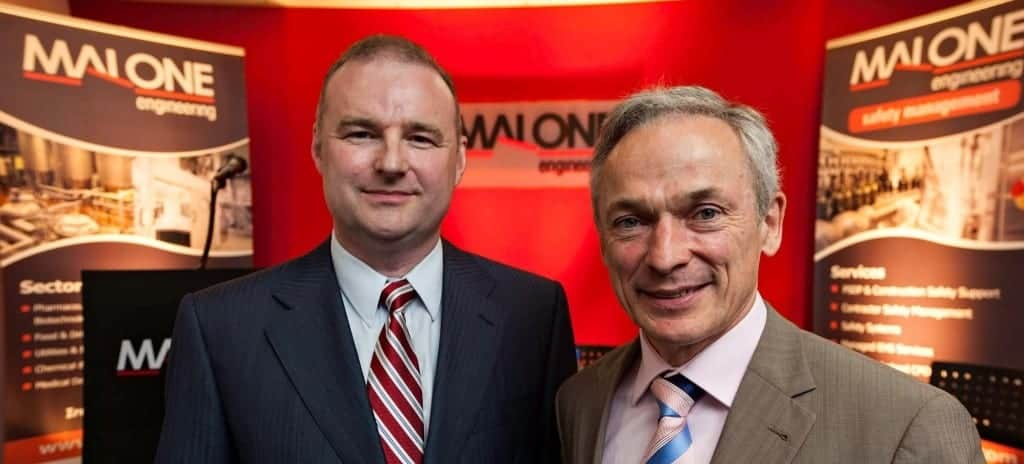 Malone Engineering - Minister Bruton (for header)