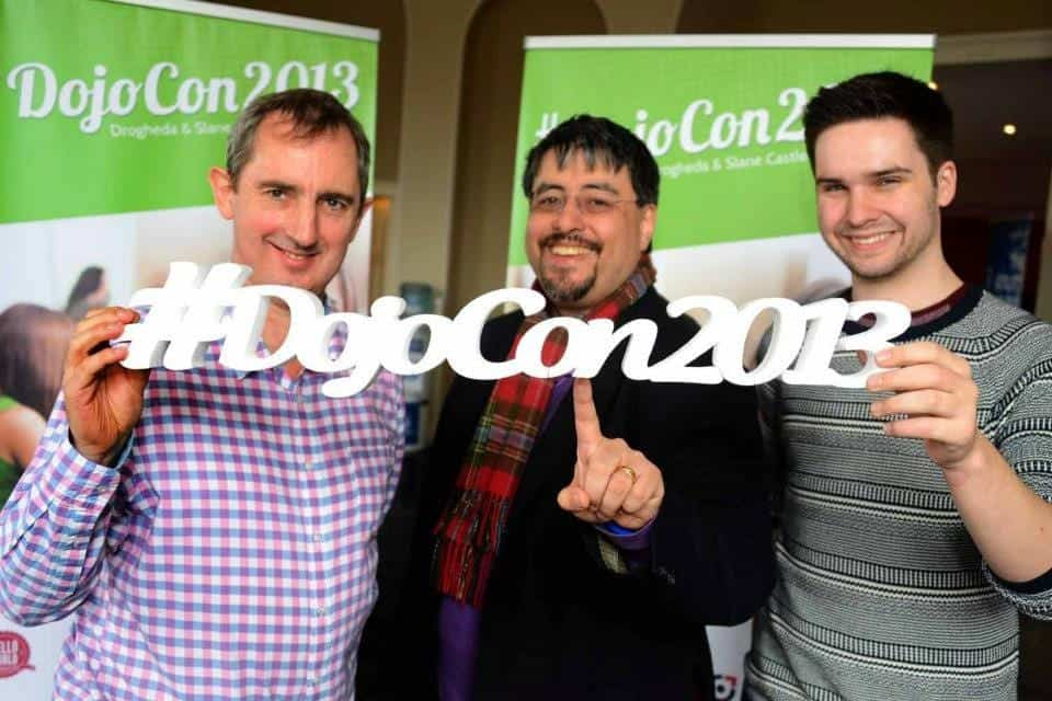 Coder Dodo - Gerry Kenneally, Bill Liao and James Whelton