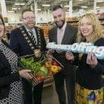 Tesco announces support for Flavours of Fingal 2019 (Indoor)